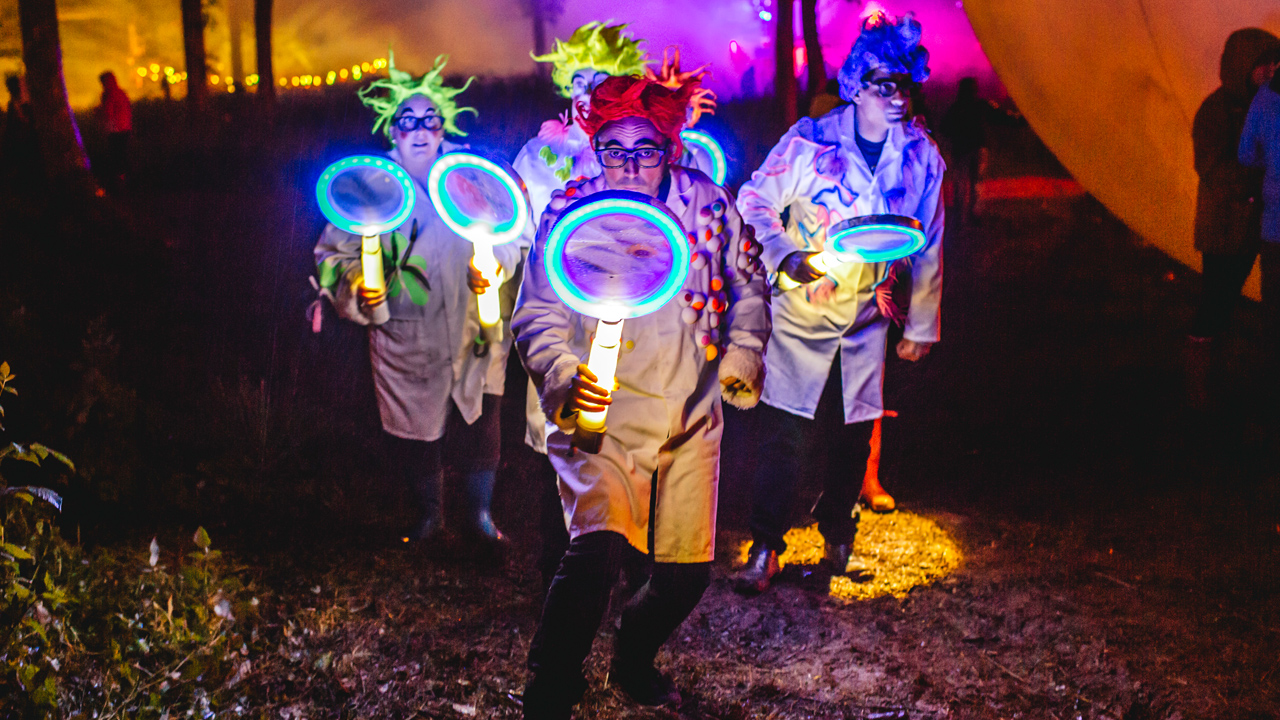 Kendal Calling's woodland arts area Lost Eden will be back this year after huge success in 2015
