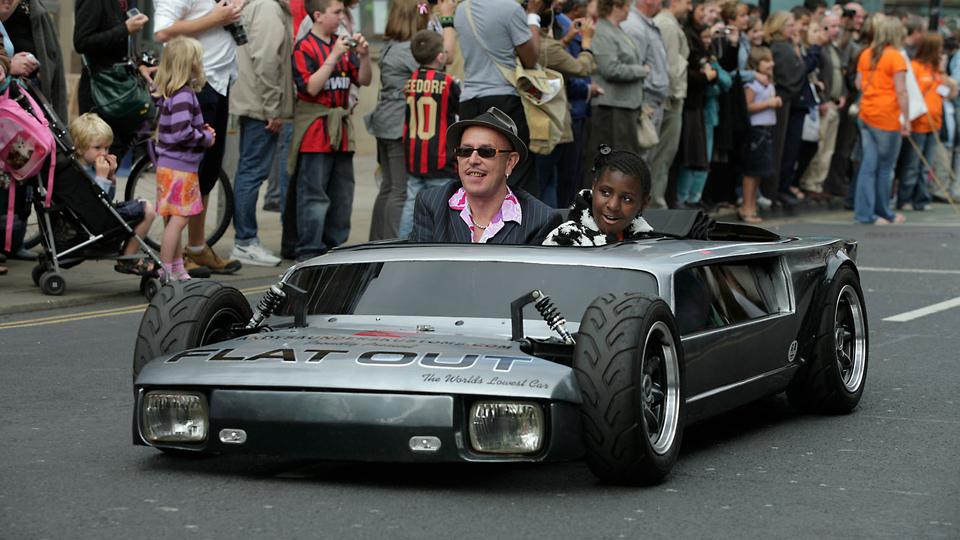 Manchester Art Car Parade