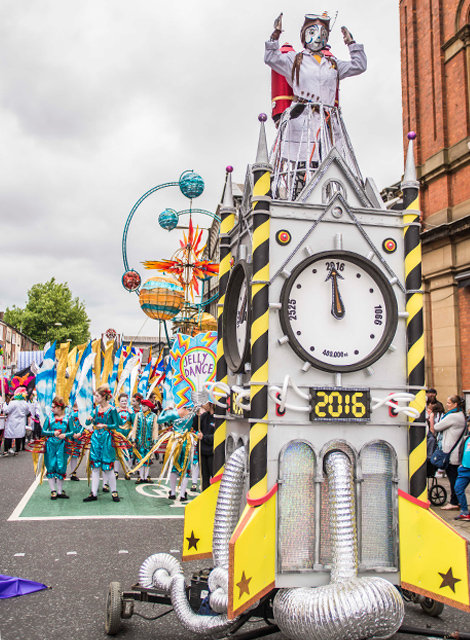 Eureka! – Manchester Day just gets bigger and better