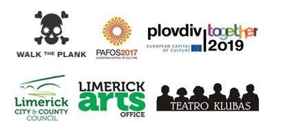 Full set of partner logos SOS