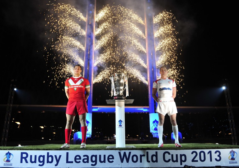 2013 Rugby League World Cup Launch. Pyrotechnics by Walk the Plank (1)