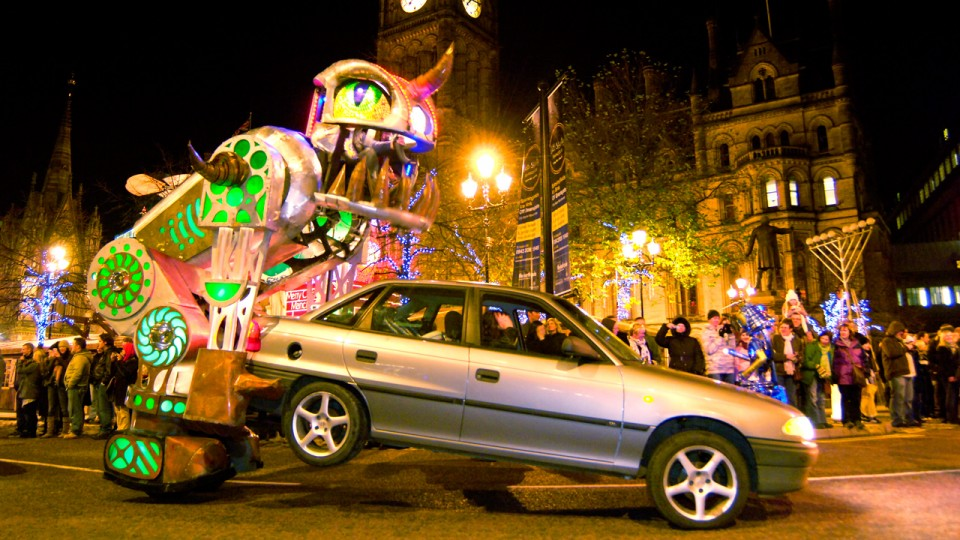 Art Car Parade, Manchester