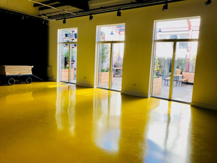 Cobden-works-yellow-room-hire