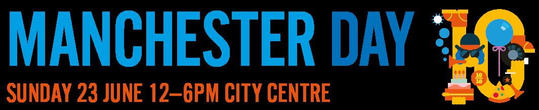 Manchester Day 2019 logo
